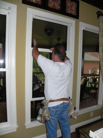 700 Series Window Installation