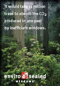 Value of Trees & Energy Efficient Green Windows