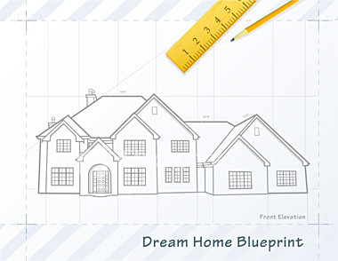 Dream House Blueprints on Atlanta Window Installation   Dream Home Blueprint